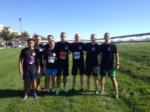 2013 Ten Miler Team