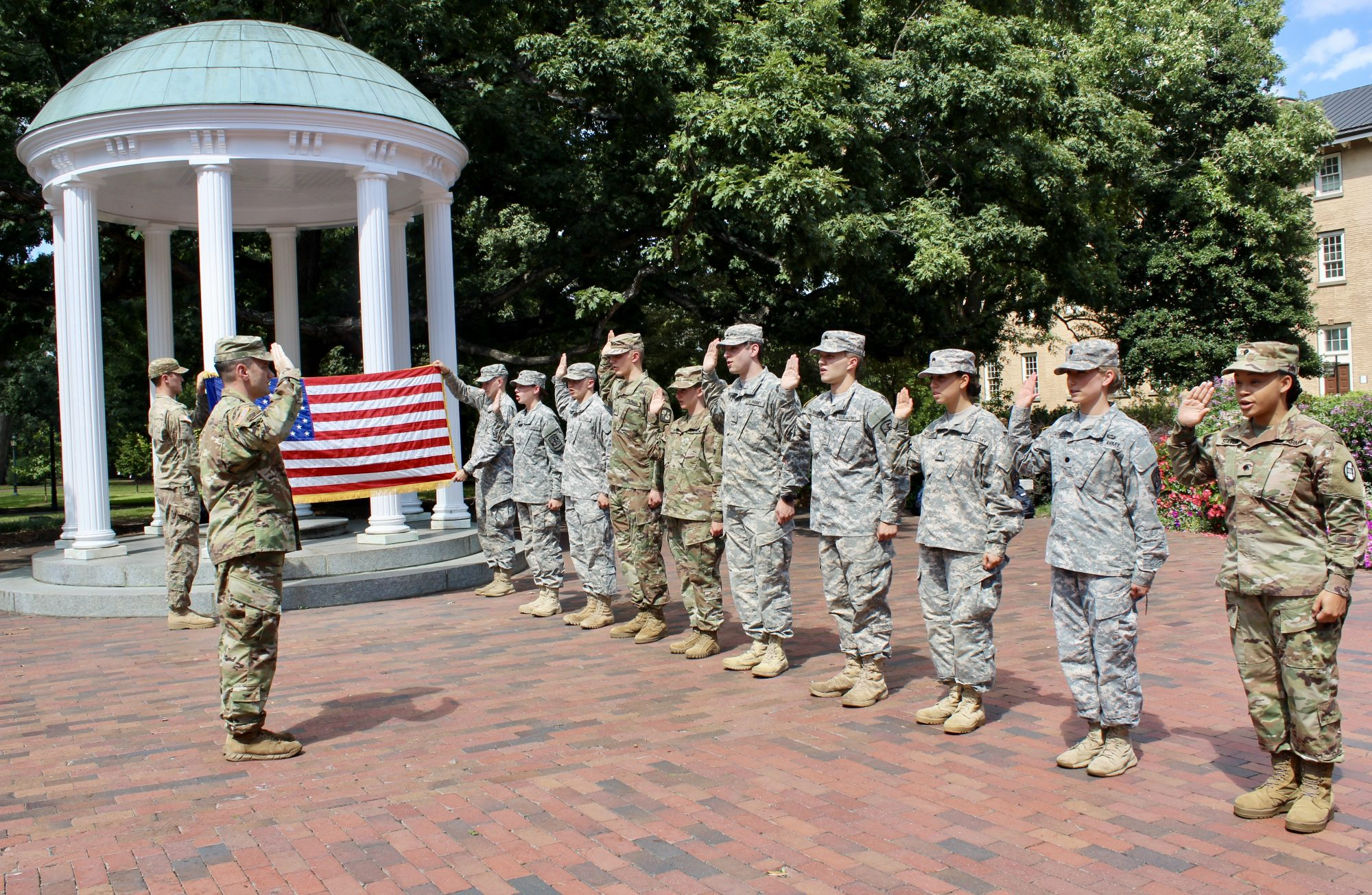 UNC Army ROTC